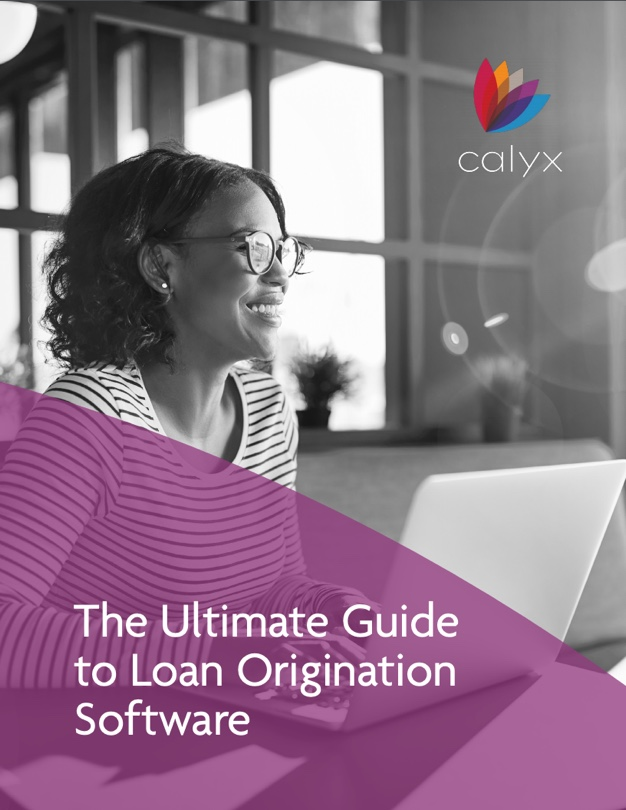 Mortgage Loan Origination and Processing Solutions | Calyx