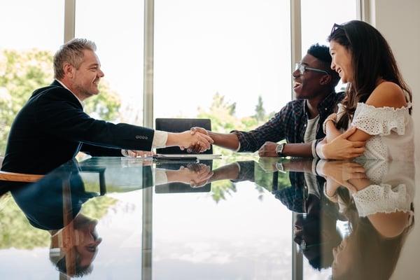Convert prospects to borrowers